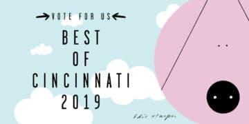 2019 Best of Cincinnati  – Thanks for Voting for US!
